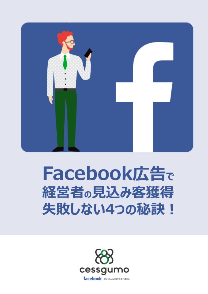 Cessgumo Facebook広告で経営者の見込み客獲得、失敗しない4つの秘訣!-724×1024